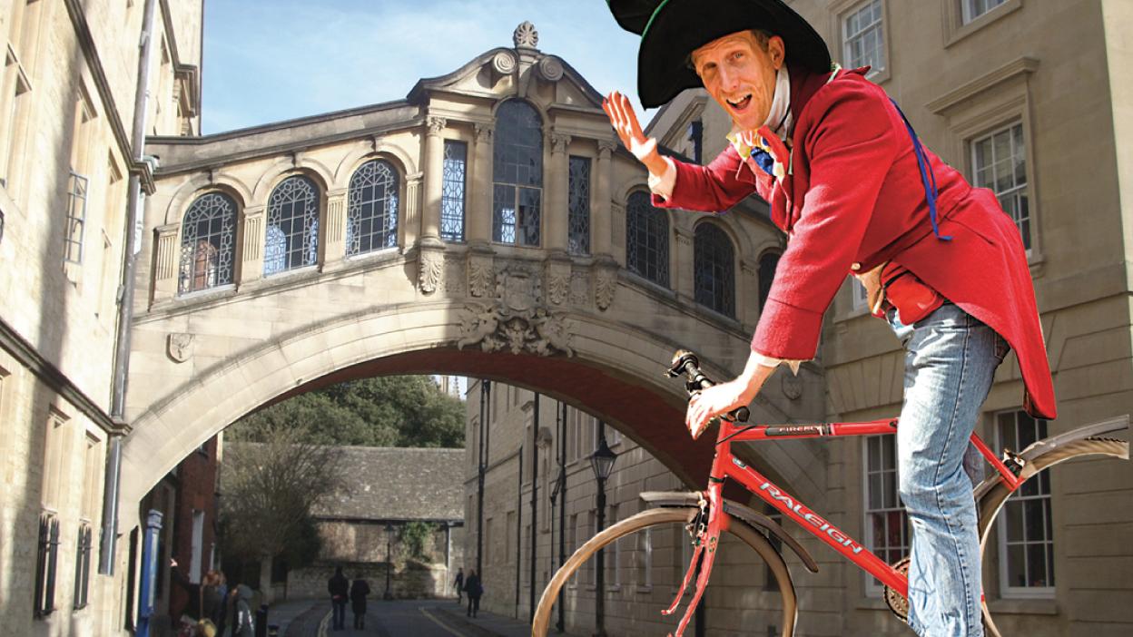 Visit Oxford Tours